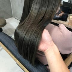 ロング 髪質改善 ロングヘア ナチュラル ヘアスタイルや髪型の写真・画像