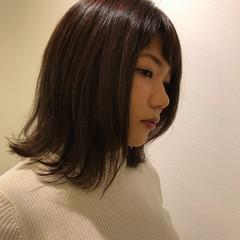アンニュイほつれヘア アウトドア ナチュラル デート ヘアスタイルや髪型の写真・画像