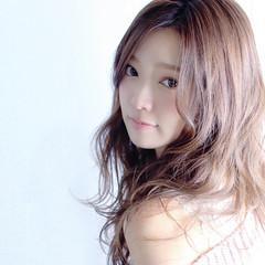 大人かわいい ヘアアレンジ セミロング 大人女子 ヘアスタイルや髪型の写真・画像