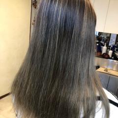 アディクシーカラー ナチュラル 外国人風カラー 透け感ヘア ヘアスタイルや髪型の写真・画像