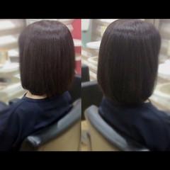 艶髪 社会人の味方 ミニボブ ヘアケア ヘアスタイルや髪型の写真・画像