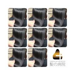 髪の病院 ミディアム 美髪 ナチュラル ヘアスタイルや髪型の写真・画像