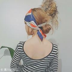 ロング パーティ ゆるふわ モード ヘアスタイルや髪型の写真・画像