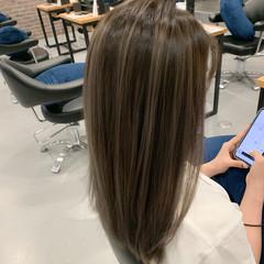 透明感カラー 圧倒的透明感 ガーリー ロング ヘアスタイルや髪型の写真・画像
