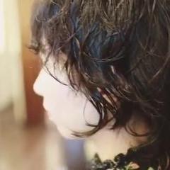 ヘアアレンジ アウトドア 黒髪 ショート ヘアスタイルや髪型の写真・画像