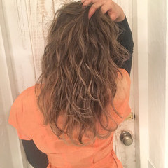フェミニン デート ヘアアレンジ セミロング ヘアスタイルや髪型の写真・画像