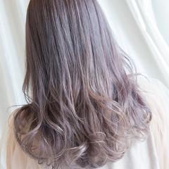 ミルクティーベージュ ブラウンベージュ ナチュラル ベージュ ヘアスタイルや髪型の写真・画像