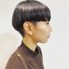 モード ショート 大人ショート ショートヘア ヘアスタイルや髪型の写真・画像