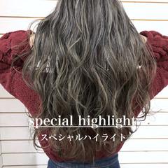 エレガント 外国人風カラー ダブルカラー 透明感カラー ヘアスタイルや髪型の写真・画像