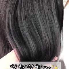 縮毛矯正 ナチュラル 髪質改善 美髪 ヘアスタイルや髪型の写真・画像