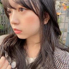美髪 韓国ヘア エレガント 大人可愛い ヘアスタイルや髪型の写真・画像