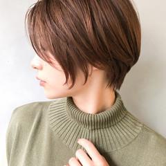 カーキアッシュ ベージュ 抜け感 モテ髪 ヘアスタイルや髪型の写真・画像