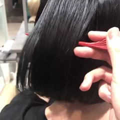 ナチュラル ショートヘア サラサラ ショートボブ ヘアスタイルや髪型の写真・画像