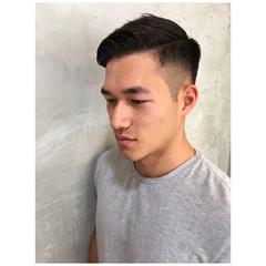 刈り上げ メンズカット モード ショート ヘアスタイルや髪型の写真・画像