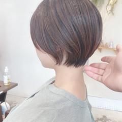 アウトドア ナチュラル アンニュイほつれヘア ショート ヘアスタイルや髪型の写真・画像