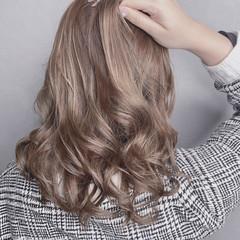 デート ミディアム ガーリー 大人可愛い ヘアスタイルや髪型の写真・画像