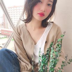 透明感 大人かわいい 髪質改善 ヘアアレンジ ヘアスタイルや髪型の写真・画像