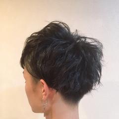ショート 刈り上げ メンズカット メンズ ヘアスタイルや髪型の写真・画像
