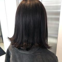 大人ヘアスタイル ショートヘア ミニボブ ボブ ヘアスタイルや髪型の写真・画像