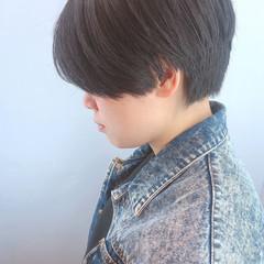 ストリート アウトドア お手入れ簡単!! 簡単スタイリング ヘアスタイルや髪型の写真・画像