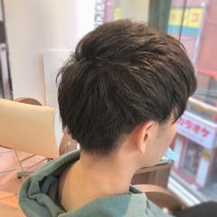 ナチュラル ショート メンズマッシュ メンズカット ヘアスタイルや髪型の写真・画像