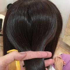 髪質改善トリートメント 最新トリートメント ツヤ髪 イルミナカラー ヘアスタイルや髪型の写真・画像