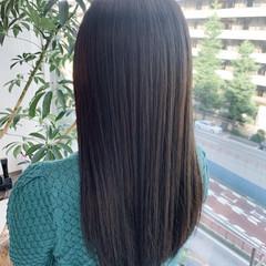 髪質改善 ロングヘア 大人かわいい 髪質改善トリートメント ヘアスタイルや髪型の写真・画像