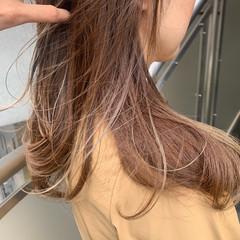 ウルフカット ショートボブ モード セミロング ヘアスタイルや髪型の写真・画像