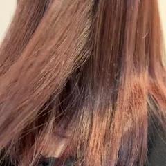 ブリーチ ミディアム 大人可愛い ガーリー ヘアスタイルや髪型の写真・画像