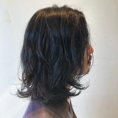 スパイラルパーマ メンズパーマ ストリート セミロング ヘアスタイルや髪型の写真・画像