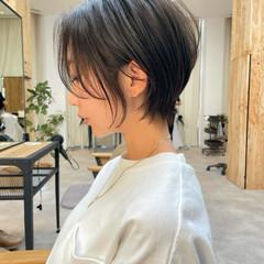 ショートボブ ベリーショート ミニボブ ショートヘア ヘアスタイルや髪型の写真・画像