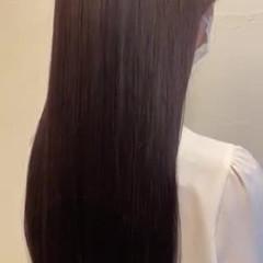 ロング 上品 ナチュラル 暖色 ヘアスタイルや髪型の写真・画像