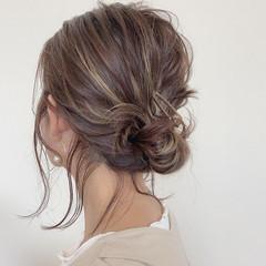 ヘアアレンジ ボブヘアー セルフヘアアレンジ ボブ ヘアスタイルや髪型の写真・画像