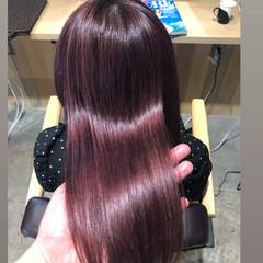 サイエンスアクア トリートメント 髪質改善 ロング ヘアスタイルや髪型の写真・画像