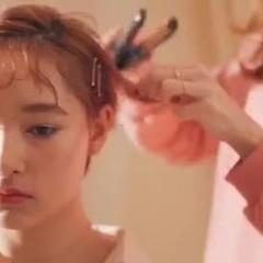 ショート ベリーショート 簡単ヘアアレンジ ガーリー ヘアスタイルや髪型の写真・画像