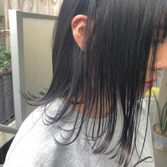 フェミニン ナチュラル ヘアアレンジ インナーカラー ヘアスタイルや髪型の写真・画像
