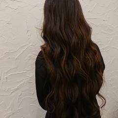 大人かわいい フェミニン ロング デート ヘアスタイルや髪型の写真・画像