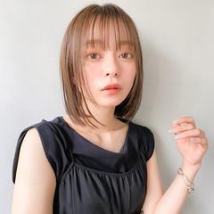 アンニュイほつれヘア ボブ 簡単ヘアアレンジ デート ヘアスタイルや髪型の写真・画像