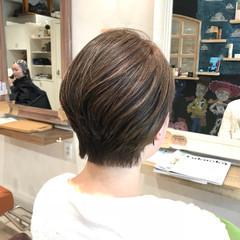 かっこいい コンサバ 小顔 似合わせ ヘアスタイルや髪型の写真・画像