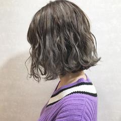 外国人風カラー ハイトーンカラー モード ヘアアレンジ ヘアスタイルや髪型の写真・画像