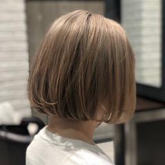 ボブ ミニボブ ショートヘア ショートボブ ヘアスタイルや髪型の写真・画像