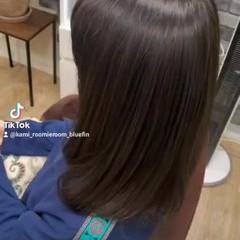 髪の病院 美髪 髪質改善 ロング ヘアスタイルや髪型の写真・画像