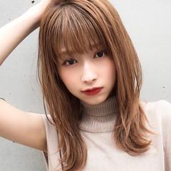ナチュラル デート デジタルパーマ ゆるふわパーマ ヘアスタイルや髪型の写真・画像