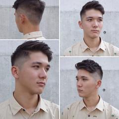 刈り上げ メンズ メンズヘア ショート ヘアスタイルや髪型の写真・画像