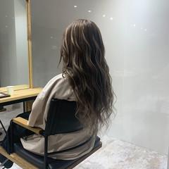 エクステ 金髪 ヴィーナスコレクション ロング ヘアスタイルや髪型の写真・画像