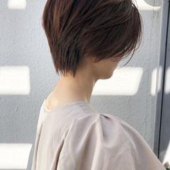 ショートボブ ベリーショート ショートヘア ミニボブ ヘアスタイルや髪型の写真・画像