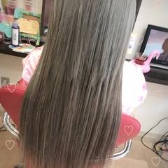 ストリート ロング 外国人風 グラデーションカラー ヘアスタイルや髪型の写真・画像