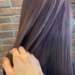 ハイトーンカラー モード デザインカラー 髪質改善トリートメント ヘアスタイルや髪型の写真・画像