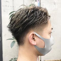 メンズカット ショート ストリート メンズヘア ヘアスタイルや髪型の写真・画像