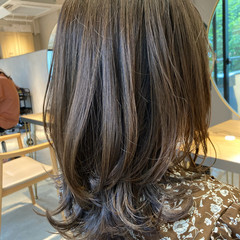 デート ナチュラル 大人かわいい 大人ミディアム ヘアスタイルや髪型の写真・画像